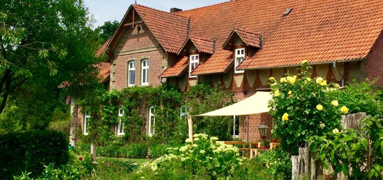 Familotel Landhaus Averbeck Familienurlaub Reisen mit Kindern Niedersachsen