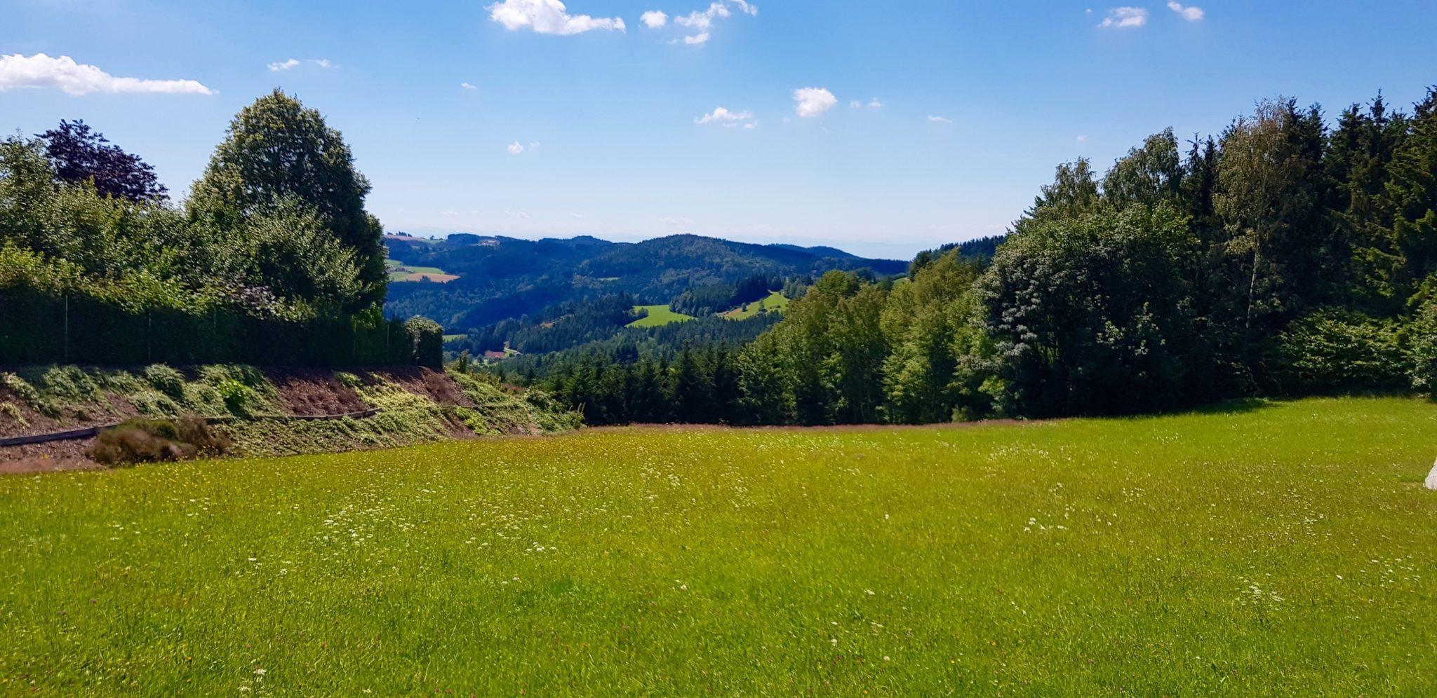 reiten, Pferde Österreich pilgern Mühlviertel Alm Berge