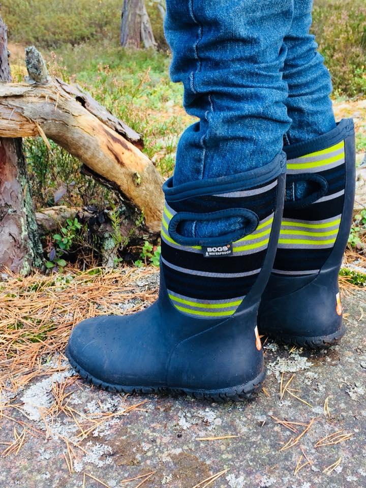 Bog boots