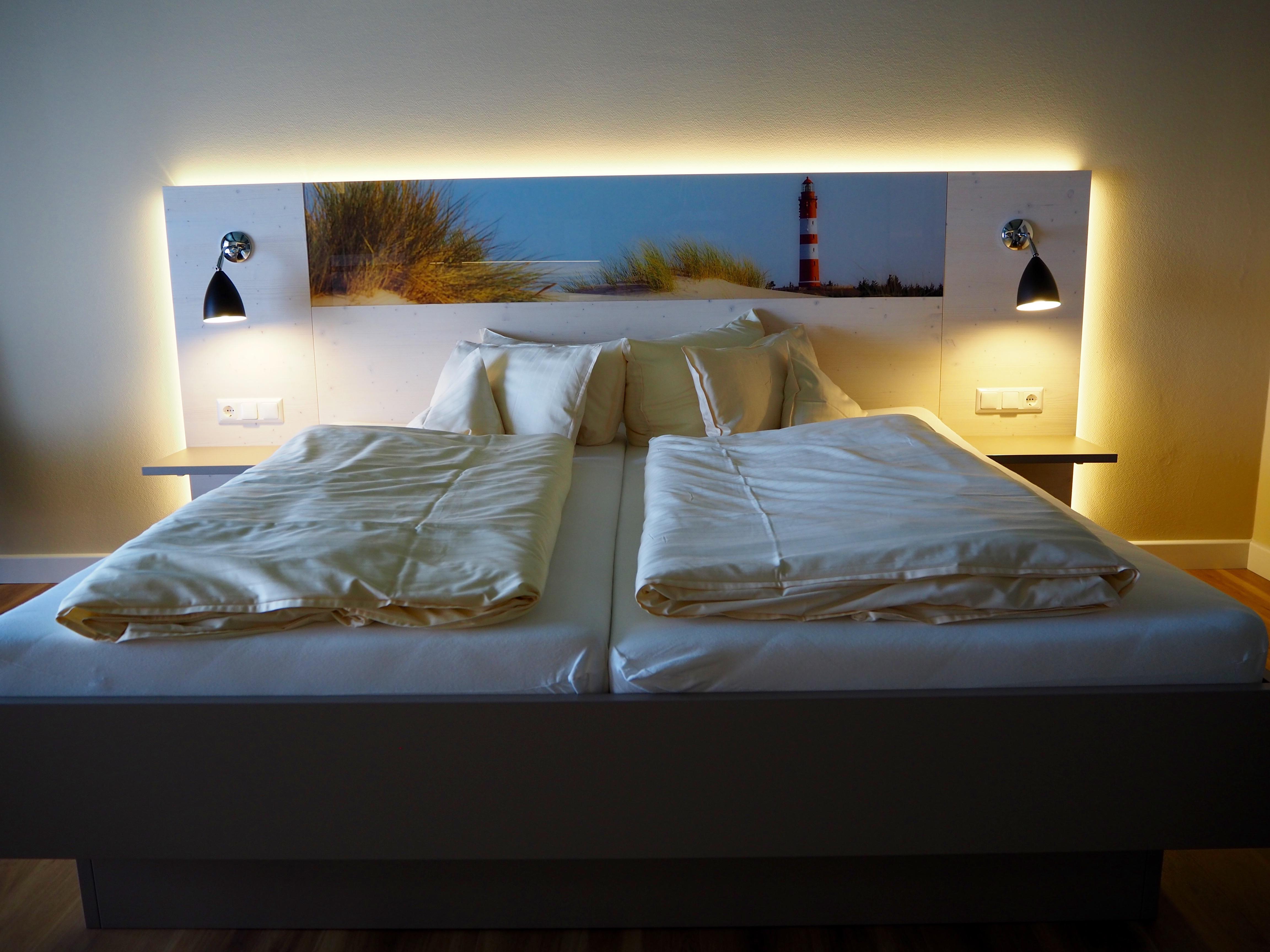 Amrum Nordsee Insel Urlaub Strand Hotel Seeblick