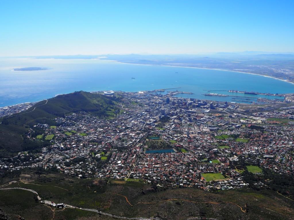 Kapstadt cape town südafrika south africa tafelberg reisen mit kindern familienurlaub Tafelberg