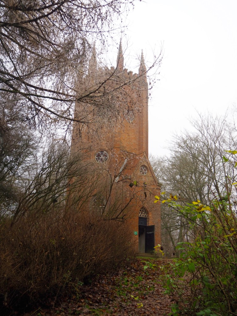 Gut Panker Schleswig-Holstein Ole Liese Hessenstein Aussichtsturm Turm