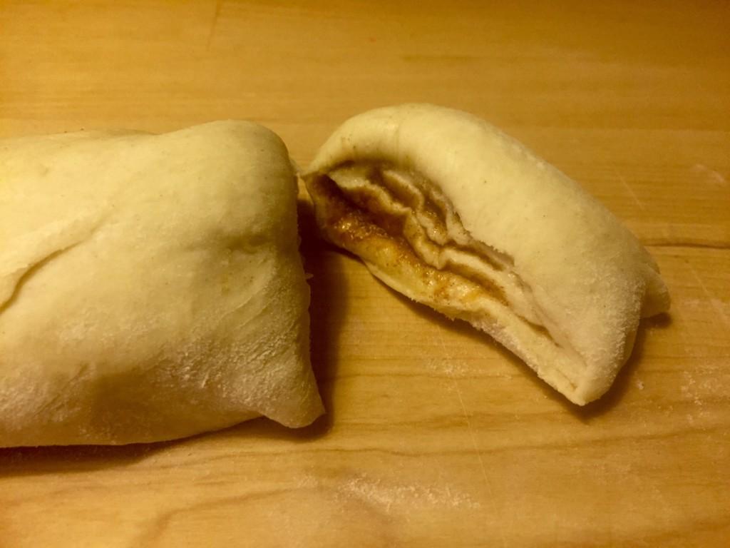 Kanelbullar schwedische Zimtschnecken Teig selbst machen ganz leicht backen