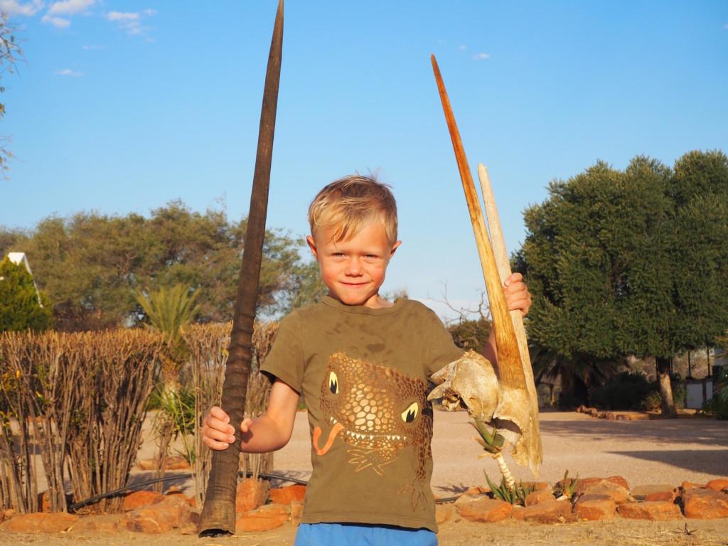 Namibia Omaruru Oryx Horn Roidina Geheimtipp Unterkunft stilvoll wohnen