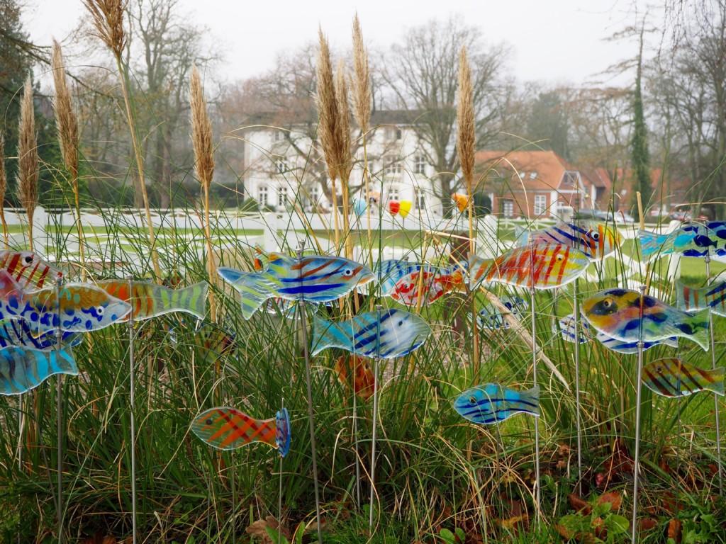 Gut Panker Schleswig-Holstein Ole Liese Kunst