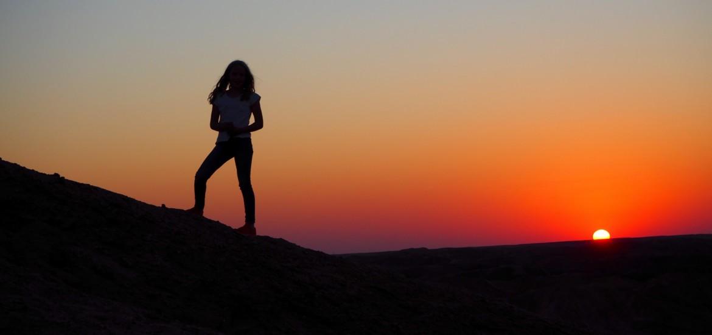 Mondlandschaft Namibia Desert Tracks Swakopmund