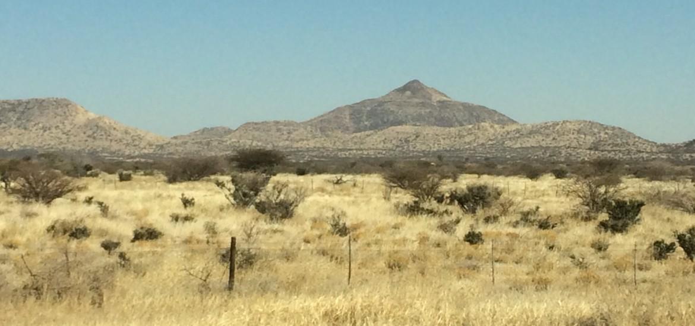 Windhoek nach Swakopmund Namibia Halbwüste