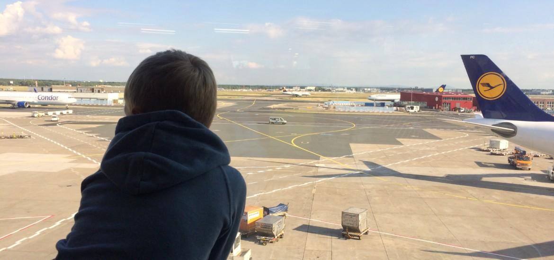 Flughafen Frankfurt Namibia Windhoek Uzuri Guesthouse Baboons Warzenschweine