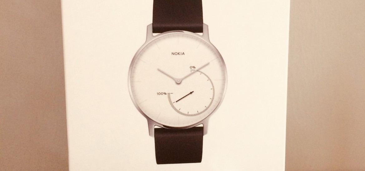 Nokia_Steel Activity watch