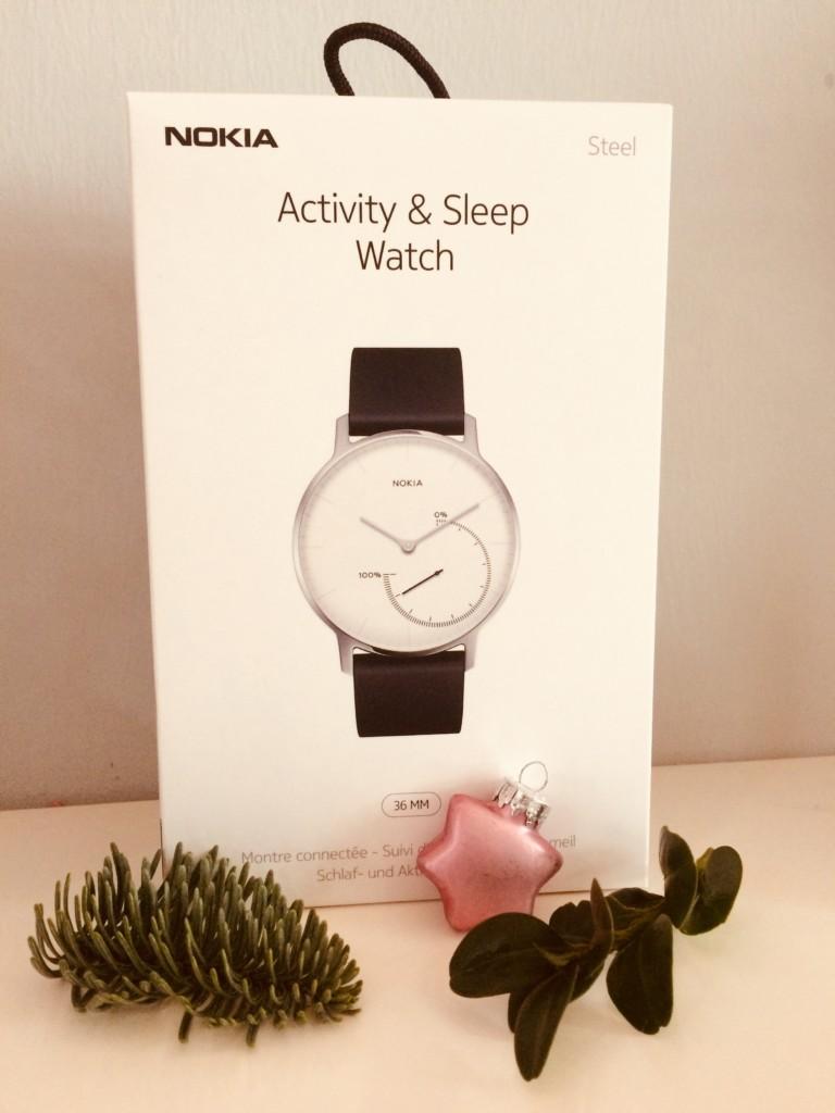 Nokia_Steel Activity watch