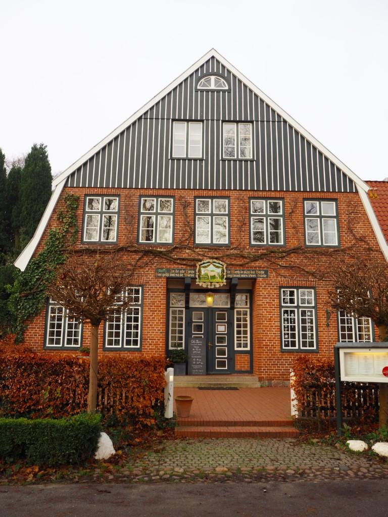 Gut Panker Schleswig-Holstein Ole Liese Restaurant