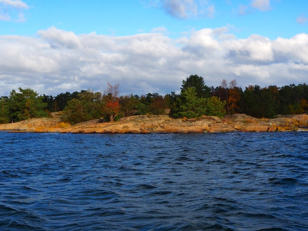 Smaland Schweden Ostsee Västervik Schären Boot