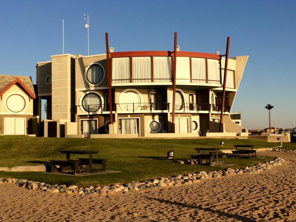 Namibia Swakopmund beach town