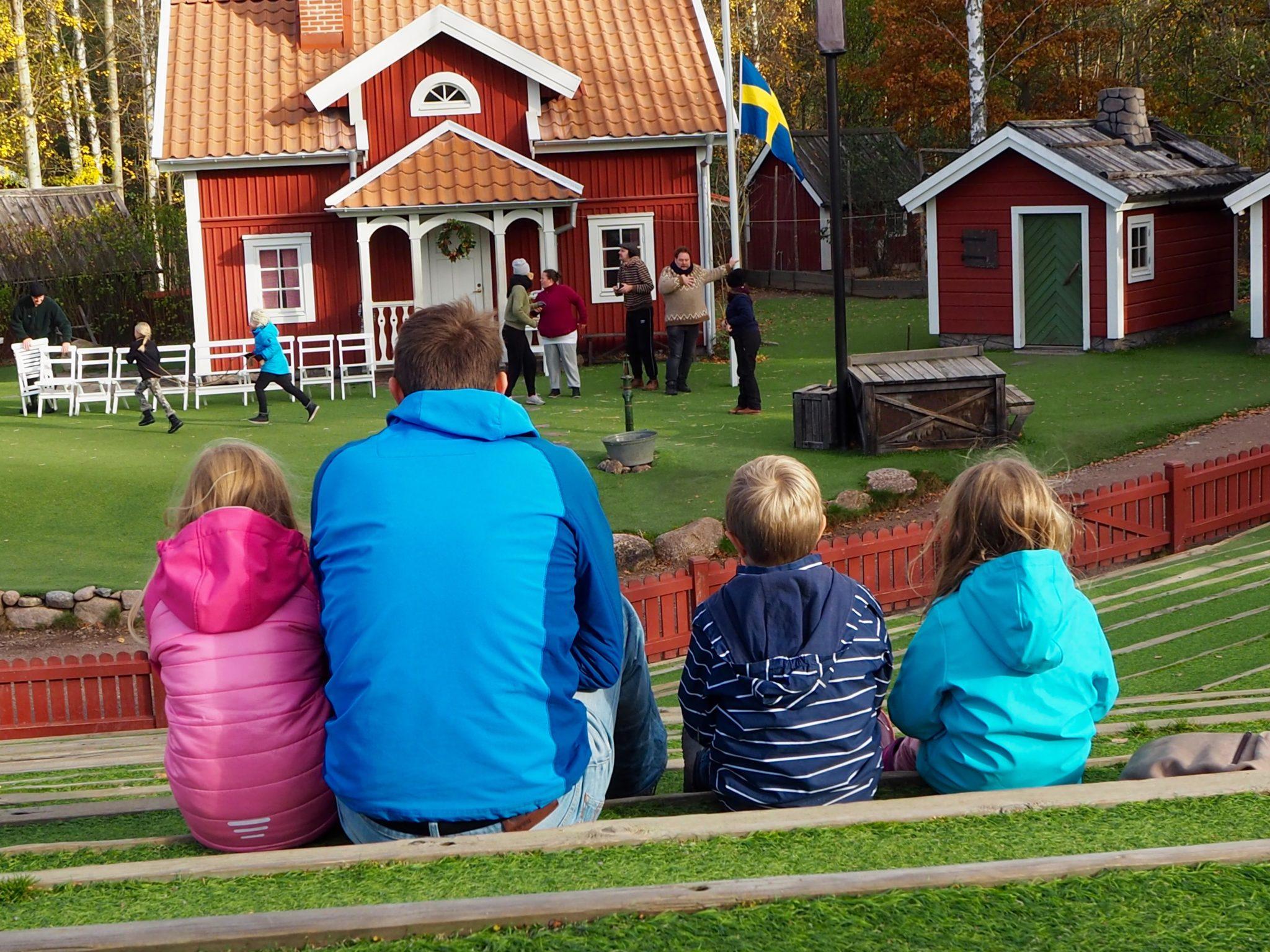Astrid Lindgren Welt Katthult Schweden Smaland Michel Lönneberga Vimmerby Familienurlaub reisen mit Kindern
