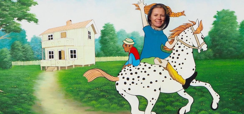 Astrid Lindgren Welt Schweden Smaland Pippi Langstrumpf Vimmerby Familienurlaub reisen mit Kindern
