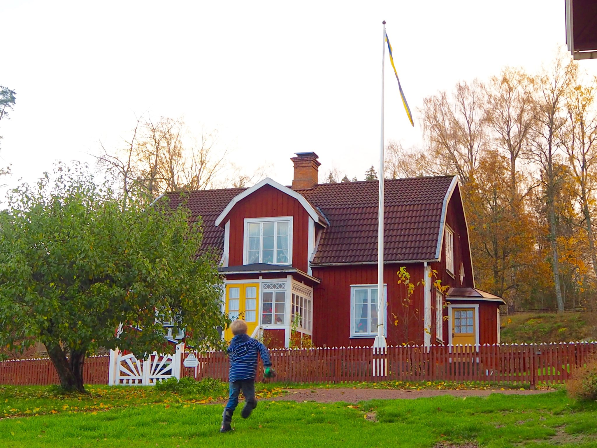 Astrid Lindgren Katthult Schweden Smaland Michel Lönneberga Vimmerby Familienurlaub reisen mit Kindern