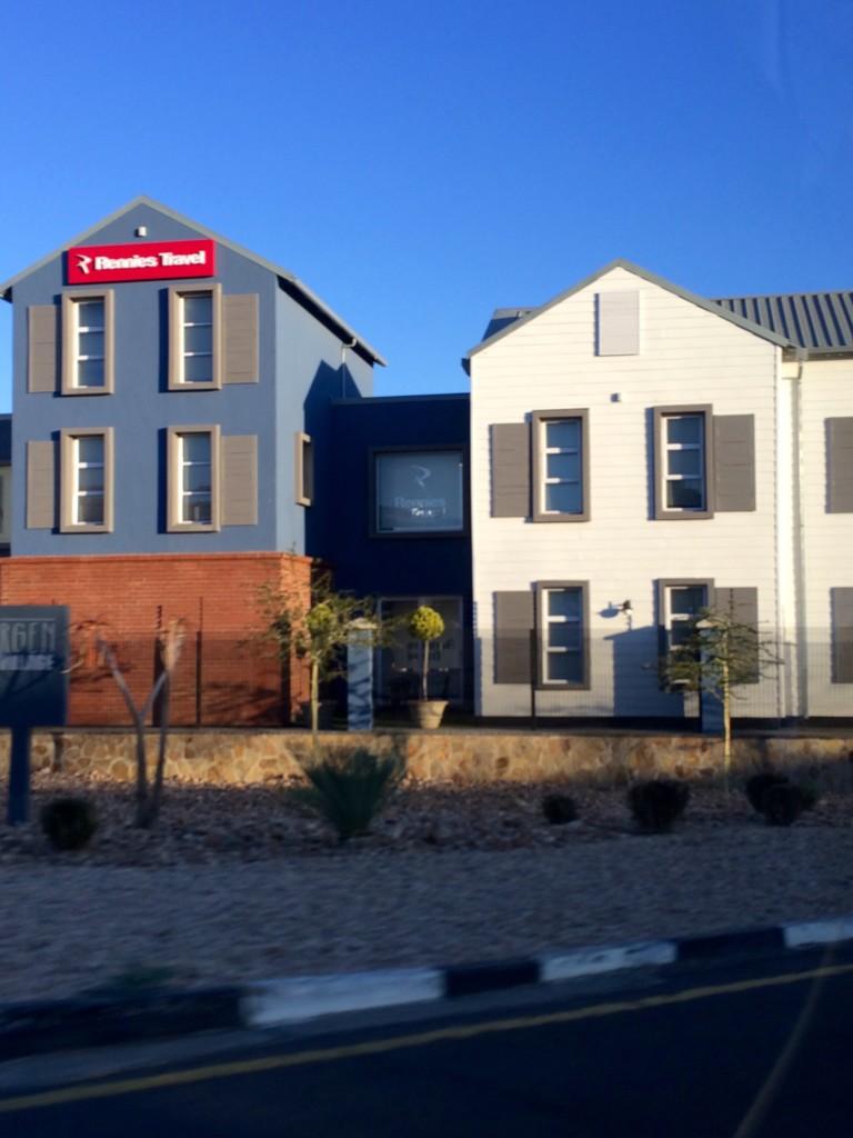 Windhoek Namibia Hauptstadt Afrika