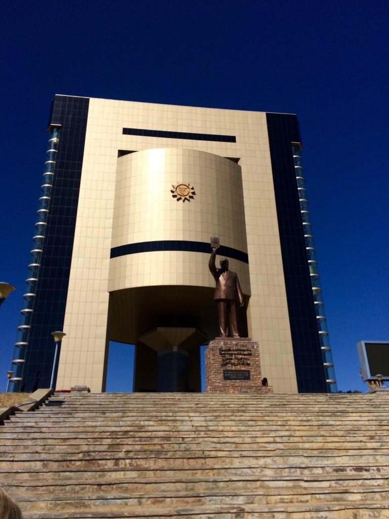 Windhoek Namibia Unabhängkeits-Gedenkmuseum Hauptstadt Afrika