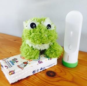 krankes Kind Themmometer Fieber messen Taschentücher Thermo Nokia