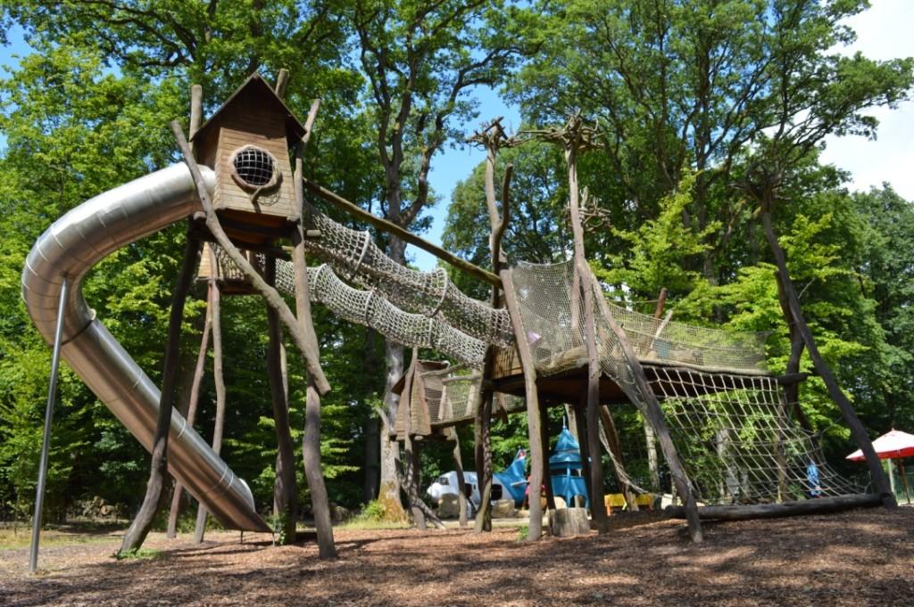 Märchenpark Parc Merveilleux Luxemburg Familienurlaub